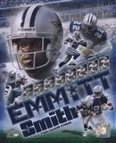 Emmitt Smith - 2007 Legends Composite