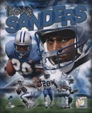 Barry Sanders - Legends Composite