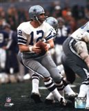 Roger Staubach Action