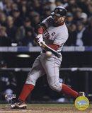 Jason Varitek '07 World Series Game 3