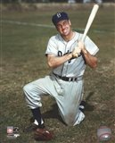Duke Snider Posed
