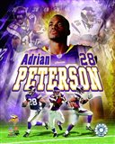 Adrian Peterson - 2007 Portrait Plus