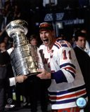 Mark Messier 1993-94 Stanley Cup Celebration