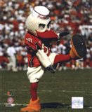 Sebastian -The Mascot of  University of Miami Hurricanes, 2003