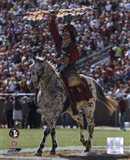 Florida State University - Chief Osceola the Seminoles Mascot, 2006