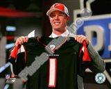Matt Ryan Draft Day - 2008 NFL Draft # 3 Pick