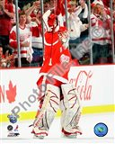 Chris Osgood, first star of Game 1 of the 2008 NHL Stanley Cup Finals; #4 - your walls, your style!