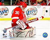 Chris Osgood Game 2 of the 2008 NHL Stanley Cup Finals Action; #6 - your walls, your style!