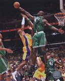Kevin Garnett, Game 4 of the 2008 NBA Finals; Action #16