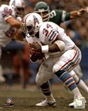 Earl Campbell Rushing Action