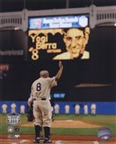Yogi Berra Final Game At Yankee Stadium 2008