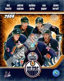 2008-09 Edmonton Oilers Team Composite - your walls, your style!