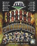 Pittsburgh Steelers 2009 SuperBowl XLIII Champions Composite