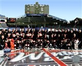 The Chicago Blackhawks Team Photo 2008-09 NHL Winter Classic - your walls, your style!