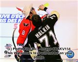 Alex Ovechkin & Evgeni Malkin 2008-09 NHL All-Star Game Action - your walls, your style!