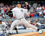 Andy Pettitte 2009 Pitching Action