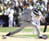 Felix Hernandez 2009 Pitching Action
