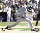 Felix Hernandez 2009 Pitching Action