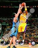 Kobe Bryant Game One of the 2009 NBA Finals  (#2)