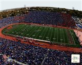 Memorial Stadium University of Kansas 2007