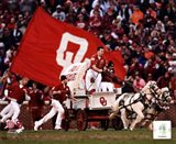 Sooner Schooner Mascot of the Oklahoma Sooners 2007