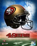 2009 San Francisco 49ers Team Logo