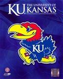 2009 University of Kansas Jayhawks Logo