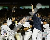 New York Yankees Team Celebration Game Six of the 2009 MLB World Series (#39)