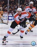 Danny Briere 2010 NHL Winter Classic Action - your walls, your style!