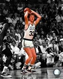 Larry Bird Spotlight Action