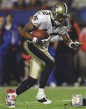 Marques Colston Super Bowl XLIV Action (#20)