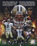 Drew Brees 2010 Portrait Plus