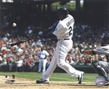 Ken Griffey Jr. 2010 Action