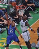 Kevin Garnett 2009-10 Playoff Action