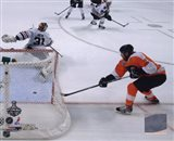 Claude Giroux Game Four of the 2010 NHL Stanley Cup Finals Goal (#15) - your walls, your style!