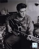 Elvis Presley wearing US Army jacket (#2)