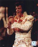 Elvis Presley Wearing a Rhinestone Jacket (#6)