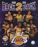 Los Angeles Lakers Back-to-Back PF GOLD Limited Edition