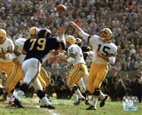 Bart Starr 1962 Action
