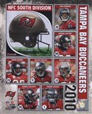 2010 Tampa Bay Buccaneers Team Composite