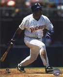 Tony Gwynn 1993 Action