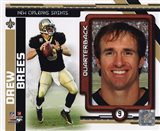 Drew Brees 2010 Studio Plus