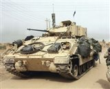 M2 Bradley Infantry Fighting Vehicle United States Army