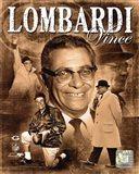 Vince Lombardi 2010 Portrait Plus