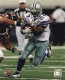 Marion Barber 2010 Action