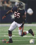 Lance Briggs 2010 Action