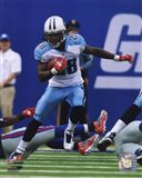 Chris Johnson 2010 Action