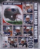 2010 New England Patriots Team Composite