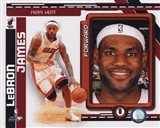 Lebron James 2010-11 Studio Plus