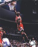 Michael Jordan 1995-96 Action
